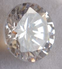 Buy 16.25 Ratti Natural American Diamond Stone Online