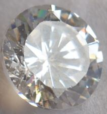 Buy 17.25 Ratti Natural American Diamond Stone Online