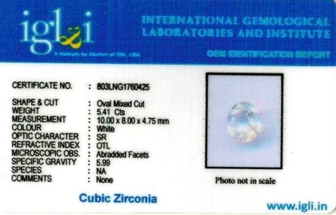 6.25-ratti-certified-american-diamond Certificate (ID-138)
