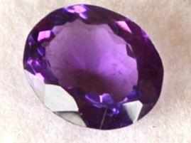Buy 6.25 Ratti Natural Amethyst (Jamunia) Stone Online