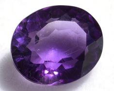 Buy 7.25 Ratti Natural Amethyst (Jamunia) Stone Online