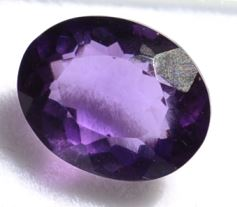 Buy 8 Ratti Natural Amethyst (Jamunia) Stone Online