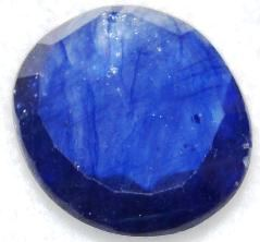 Buy 8 Carat Natural Blue Sapphire (Neelam) IGLI Certified