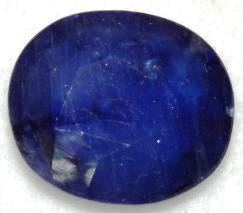 Buy 8.25 Ratti Natural Blue Sapphire (Neelam) Online