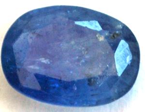 3 Ratti Certified Blue Sapphire Gemstone