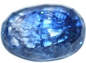 Buy 4 Carat Natural Blue Sapphire (Neelam) IGLI Certified