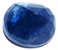 4.1 Carat Certified Blue Sapphire Stone