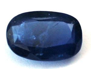 4.1 Ratti Certified Blue Sapphire Gemstone