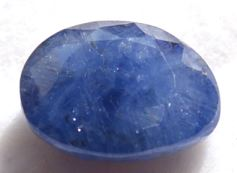 Buy 7 Carat Natural Blue Sapphire (Neelam) IGLI Certified