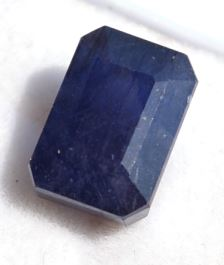 Buy 10.25 Ratti Natural Blue Sapphire (Neelam) Online