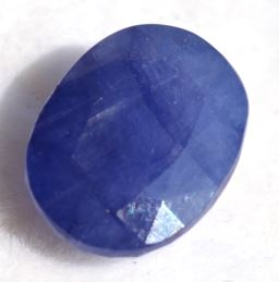 Buy 10 Ratti Natural Blue Sapphire (Neelam) Online