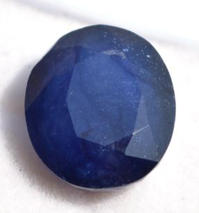 Buy 12 Ratti Natural Blue Sapphire (Neelam) Online