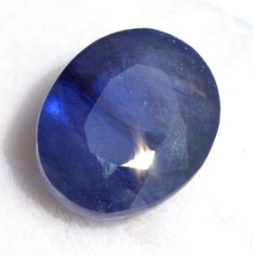 Buy 7.25 Ratti Natural Blue Sapphire (Neelam) Online