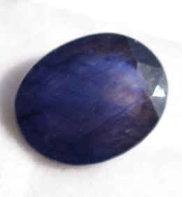 Buy 9.25 Ratti Natural Blue Sapphire (Neelam) Online