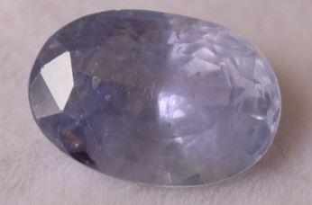 Buy 6 Carat Natural Blue Sapphire (Neelam) IGLI Certified