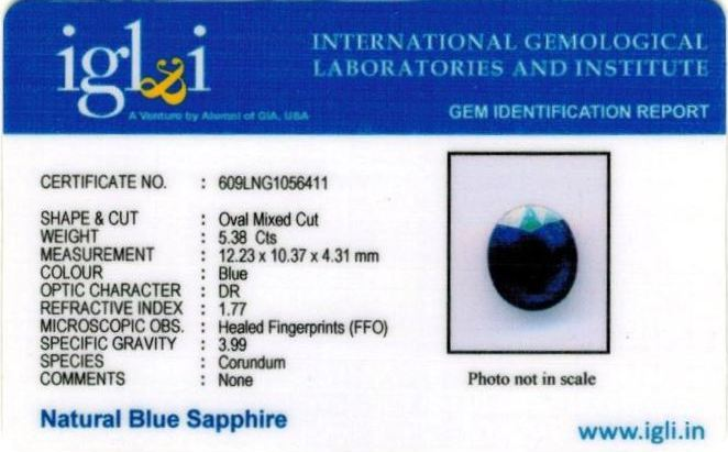 5.98-ratti-certified-blue-sapphire-gemstone Certificate (ID-323)