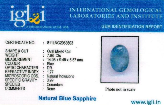 9-ratti-certified-blue-sapphire-stone Certificate (ID-402)