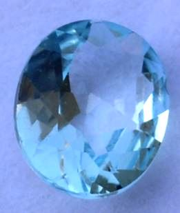 Buy 5.25 Ratti Natural Blue Topaz Stone Online