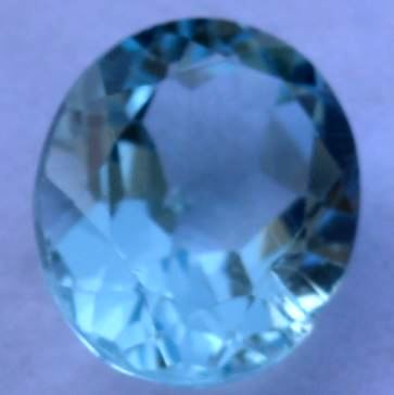 Buy 7 Ratti Natural Blue Topaz Stone Online