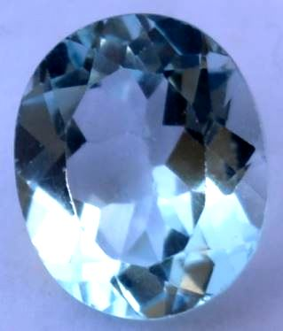 Buy 7.25 Ratti Natural Blue Topaz Stone Online