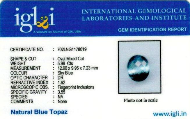 6.64-ratti-certified-blue-topaz-stone Certificate (ID-102)