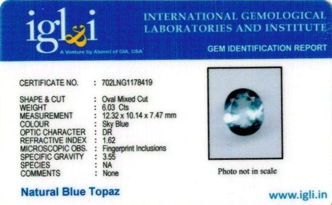6.7-ratti-certified-blue-topaz-stone Certificate (ID-103)
