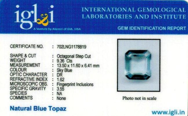 10.4-ratti-certified-blue-topaz-stone Certificate (ID-109)