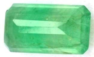 Buy 4 Carat Natural Emerald (Panna) IGLI Certified