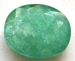 Buy 8 Carat Natural Emerald (Panna) IGLI Certified