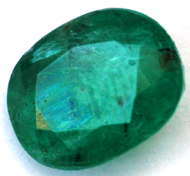 3.4 Ratti Certified Emerald Gemstone