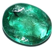 3.8 Ratti Certified Emerald Gemstone