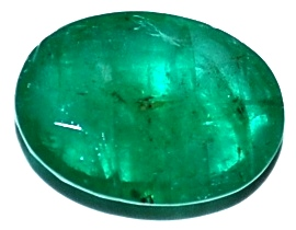4.2 Carat Certified Emerald Stone