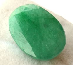 Buy 7.25 Ratti Natural Emerald (Panna) Online