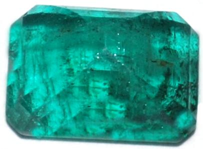 5.5 Carat Certified Emerald Stone