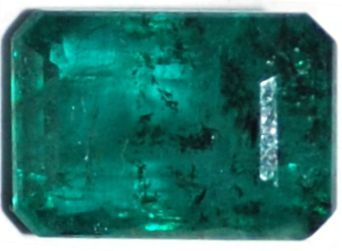 6.1 Ratti Certified Emerald Gemstone