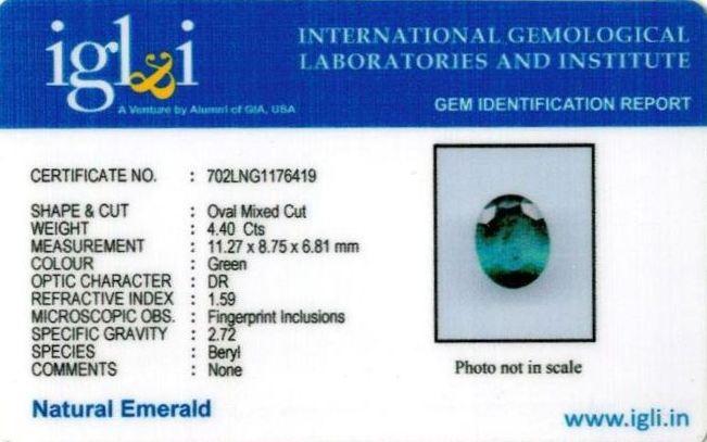 4.89-ratti-certified-emerald-gemstone Certificate (ID-342)