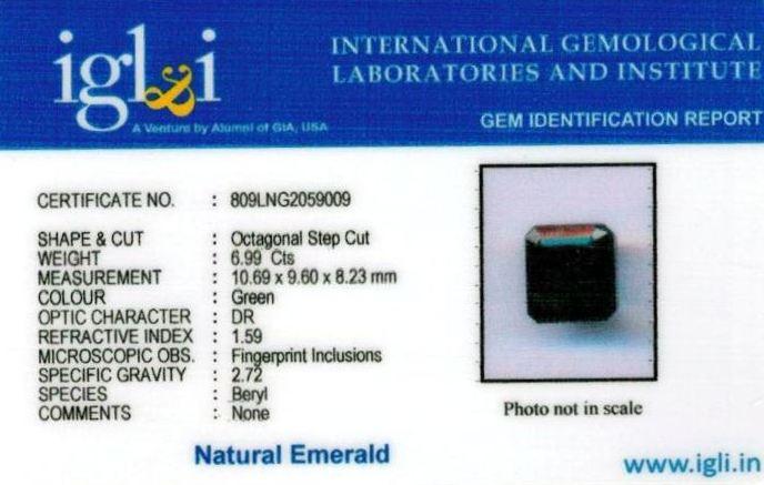 8-ratti-certified-emerald-gemstone Certificate (ID-379)