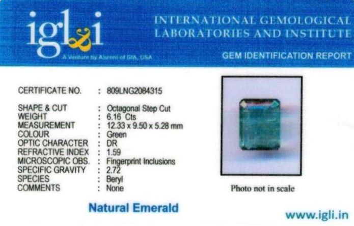 7-ratti-certified-emerald-gemstone Certificate (ID-376)