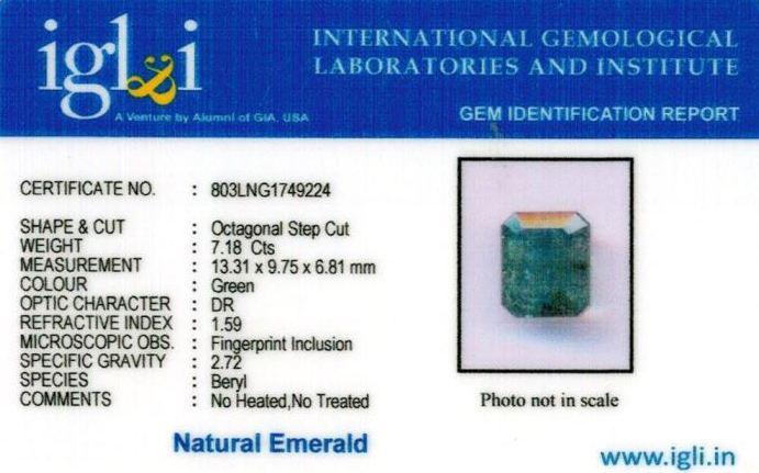 8-ratti-certified-emerald-gemstone Certificate (ID-369)