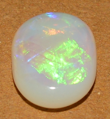 Buy 5.25 Ratti Natural Fire Opal Stone Online