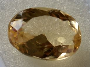Buy 10.25 Ratti Natural Citrine (Sunela) Stone Online