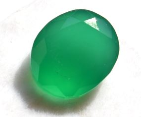 Buy 11 Ratti Natural Green Onyx Stone Online