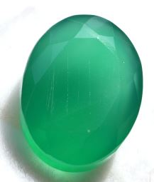 Buy 13 Ratti Natural Green Onyx Stone Online
