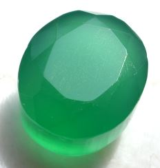 Buy 14 Ratti Natural Green Onyx Stone Online
