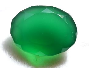 Buy 7.25 Ratti Natural Green Onyx Stone Online