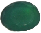 7.8 Ratti Certified Green Onyx Gemstone