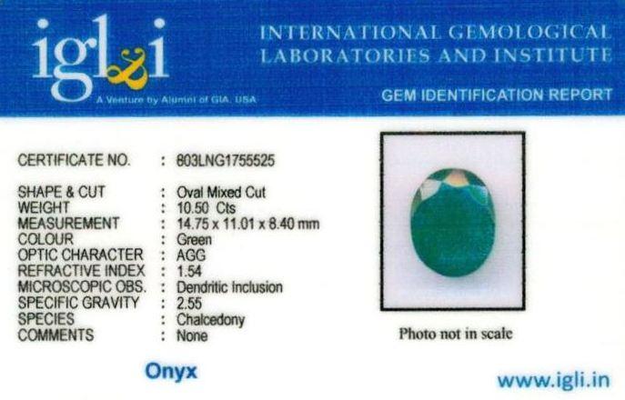 12-ratti-certified-greenonyx-stone Certificate (ID-110)