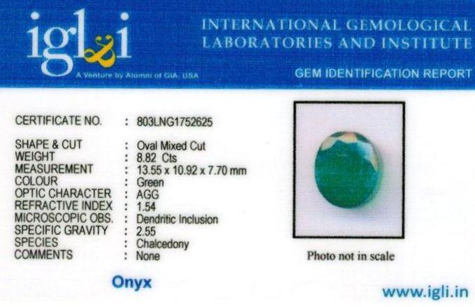 10-ratti-certified-greenonyx-stone Certificate (ID-137)
