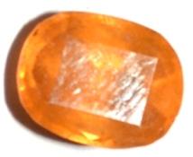 Buy 5.25 Ratti Natural Hessonite-Gomed Stone Online