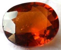 Buy 7.25 Ratti Natural Hessonite-Gomed Stone Online